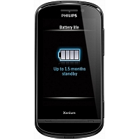 Philips Xenium X830 supports GSM frequency. Official announcement date is  July 2009. The phone was put on sale in  2009. Philips Xenium X830 has 47 MB of built-in memory. The main screen s