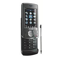 Philips 692 supports GSM frequency. Official announcement date is  January 2008. The phone was put on sale in  2008. Philips 692 has 11 MB of built-in memory. The main screen size is 2.4 in