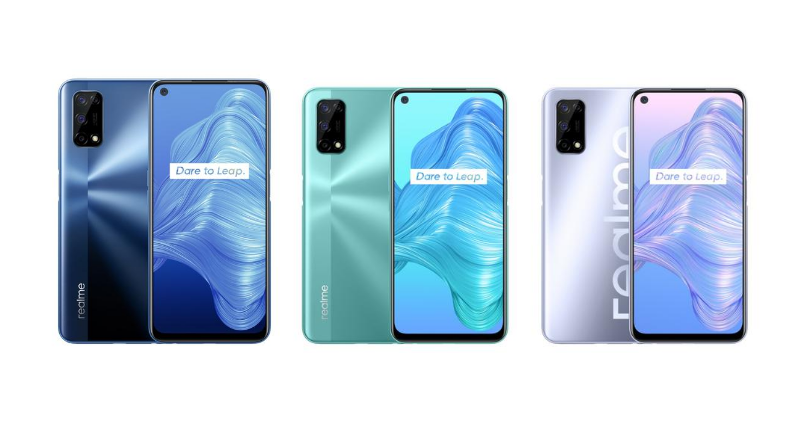 Realme 7 5G - description and parameters