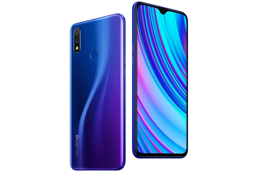 Realme X RM-980, X - description and parameters