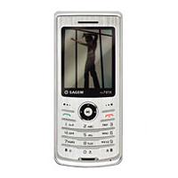 Sagem my721x supports GSM frequency. Official announcement date is  February 2008. The phone was put on sale in May 2008. The main screen size is 2.0 inches  with 176 x 220 pixels  resoluti