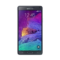 Samsung Galaxy Note 4 supports frequency bands GSM ,  HSPA ,  LTE. Official announcement date is  September 2014. The device is working on an Android OS, v4.4.4 (KitKat), v5.0.1 (Lollipop)