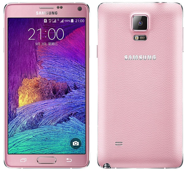 Samsung Galaxy Note 4 Duos SM-N9100 - description and parameters