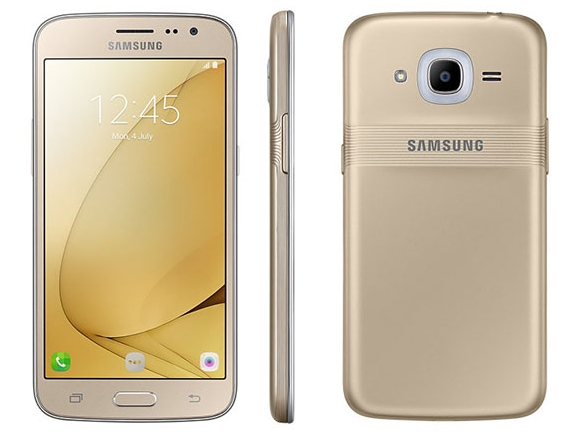 Samsung Galaxy J2 (2016) SM-J200H - description and parameters