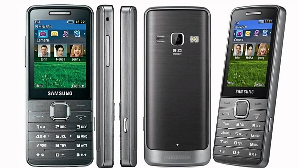 Samsung S5610 - opis i parametry