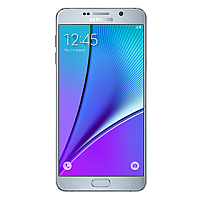 Samsung Galaxy Note5 supports frequency bands GSM ,  HSPA ,  LTE. Official announcement date is  August 2015. The device is working on an Android OS, v5.1.1 (Lollipop) with a Quad-core 1.5