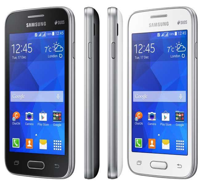 Samsung Galaxy V Beschreibung Und Parameter