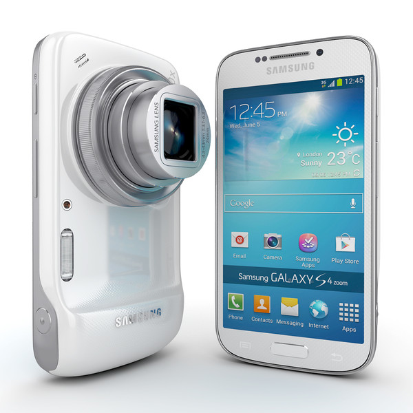 Samsung Galaxy S4 zoom SM-C105W - description and parameters