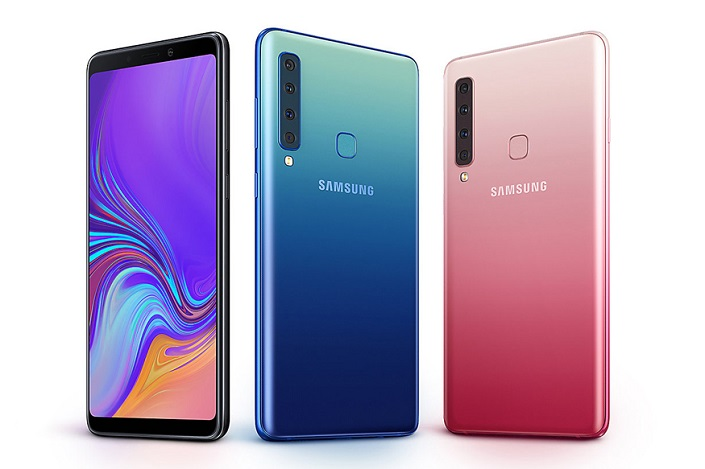 Samsung Galaxy A9 (2018) Galaxy A9 2018 - description and parameters