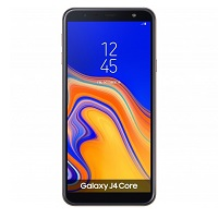 Samsung Galaxy J4 Core supports frequency bands GSM ,  HSPA ,  LTE. Official announcement date is  November 2018. The device is working on an Android 8.1 Oreo (Go edition) with a Quad-core