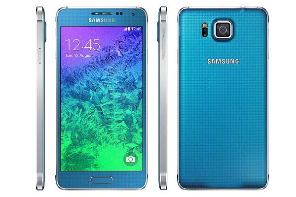 Samsung Galaxy Alpha GALAXY ALPHA SM-G850FQ