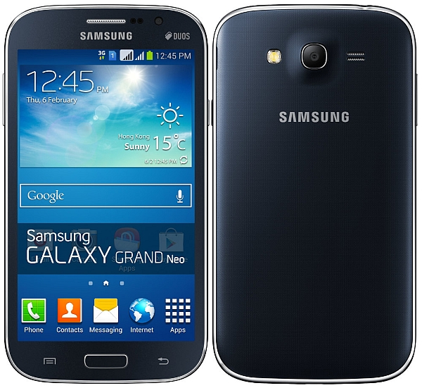 Samsung Galaxy Grand Neo Presented