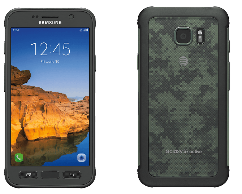 Samsung Galaxy S7 active SM-G891A - description and parameters