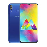 Samsung Galaxy M20 supports frequency bands GSM ,  HSPA ,  LTE. Official announcement date is  January 2019. The device is working on an Android 8.1 (Oreo); Experience 9.5 with a Octa-core
