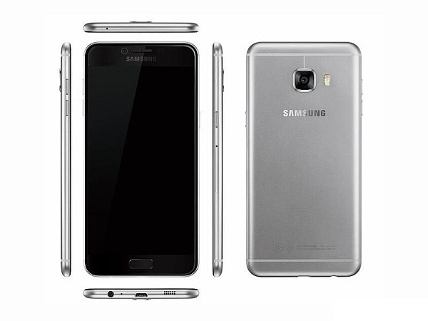 Samsung Galaxy C5 SM-C5000 - description and parameters
