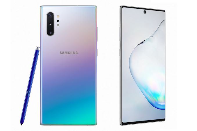 Samsung Galaxy Note10+ - description and parameters