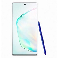 Samsung Galaxy Note10+ 5G supports frequency bands GSM ,  CDMA ,  HSPA ,  EVDO ,  LTE ,  5G. Official announcement date is  August 2019. The device is working on an Android 9.0 (Pie); One U
