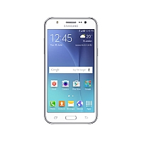 Samsung Galaxy J5 supports frequency bands GSM ,  HSPA ,  LTE. Official announcement date is  June 2015. The device is working on an Android OS, v5.1 (Lollipop) with a Quad-core 1.2 GHz Cor