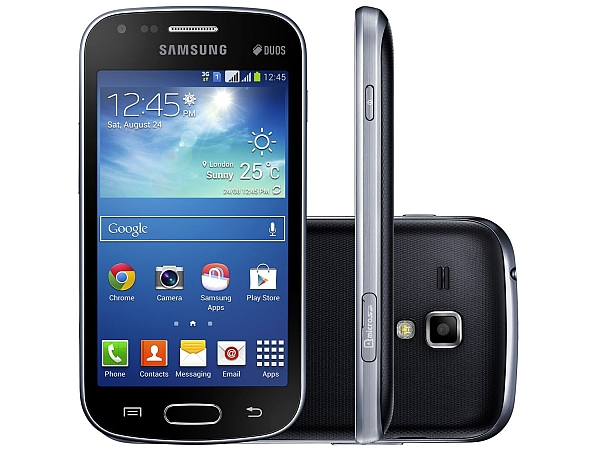 Samsung Galaxy S Duos 2 S7582 - description and parameters