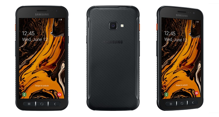 Samsung Galaxy Xcover 4s - description and parameters