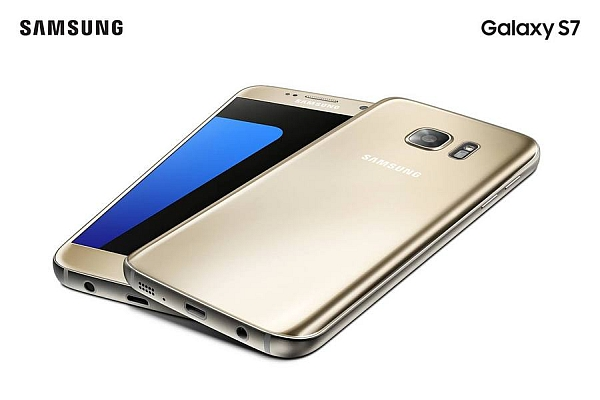 Samsung Galaxy S7 (USA) - description and parameters