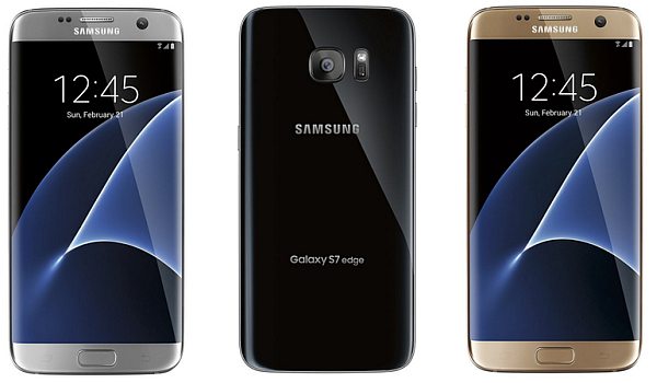 Samsung Galaxy S7 edge (USA) - opis i parametry