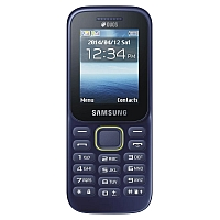 Samsung Guru Plus  SM-B110E - description and parameters