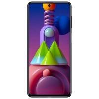 Samsung Galaxy M51 supports frequency bands GSM ,  HSPA ,  LTE. Official announcement date is  August 31 2020. The device is working on an Android 10, One UI 2.0 with a Octa-core (2x2.2 GHz