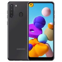 Samsung Galaxy A21s supports frequency bands GSM ,  HSPA ,  LTE. Official announcement date is  May 15 2020. The device is working on an Android 10, One UI 2.0 with a Octa-core (4x2.0 GHz &