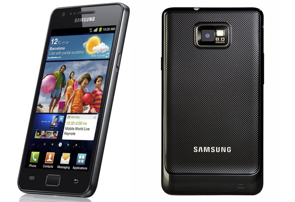 Samsung I9100 Galaxy S II - description and parameters
