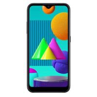 Samsung Galaxy M01 supports frequency bands GSM ,  HSPA ,  LTE. Official announcement date is  June 02 2020. The device is working on an Android 10, One UI 2 with a Octa-core (4x2.0 GHz Cor