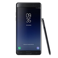 Samsung Galaxy Note FE supports frequency bands GSM ,  HSPA ,  LTE. Official announcement date is  July 2017. The device is working on an Android 7.1.1 (Nougat) with a Octa-core (4x2.3 GHz