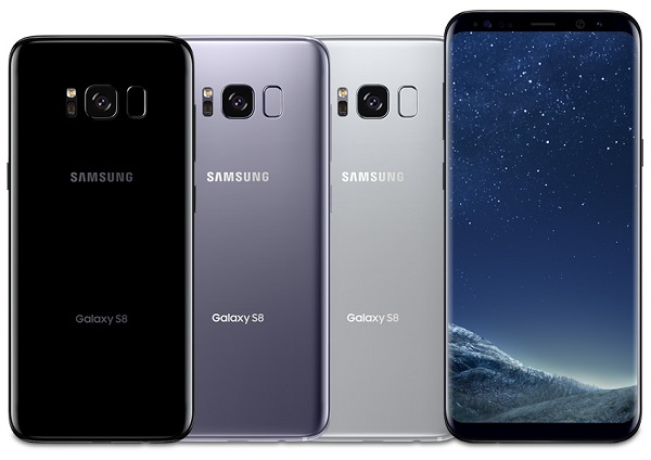 Samsung Galaxy S8+ - description and parameters