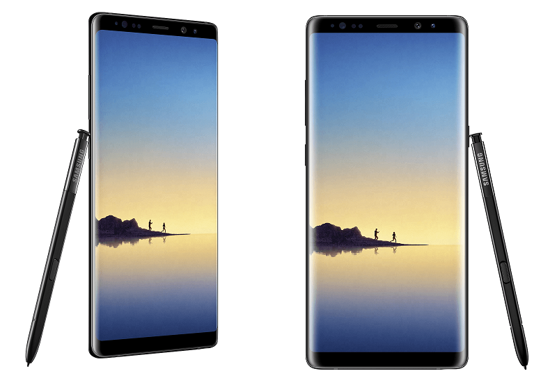 Samsung Galaxy Note8 GALAXY NOTE8 SM-N950F - description and parameters