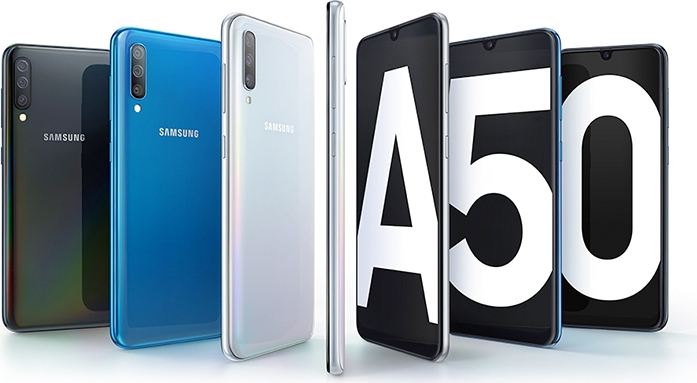 Samsung Galaxy A50 GALAXY A50 (SM-A505GN) - description and parameters