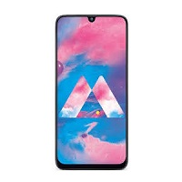 Samsung Galaxy M30 supports frequency bands GSM ,  HSPA ,  LTE. Official announcement date is  February 2019. The device is working on an Android 8.1 (Oreo) with a Octa-core (2x1.8 GHz Cort