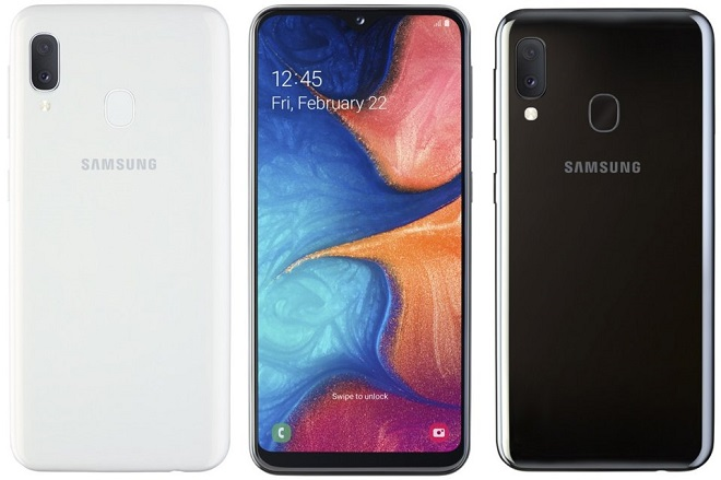 Samsung Galaxy A20e - description and parameters