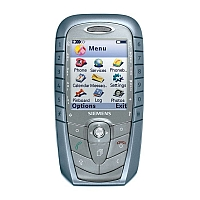 Siemens SX1 supports GSM frequency. Official announcement date is  third quarter 2003. The device is working on an Symbian OS v6.1, Series 60 v1.0 UI with a 120 MHz ARM9 processor. Siemens