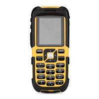 Sonim XP1 supports GSM frequency. Official announcement date is  December 2007. The phone was put on sale in December 2007. Sonim XP1 has 10 MB of built-in memory. The main screen size is 1
