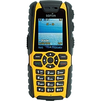 Sonim XP3.20 Quest Pro supports GSM frequency. Official announcement date is  January 2010. The main screen size is 1.77 inches  with 176 x 220 pixels  resolution. It has a 159  ppi pixel d