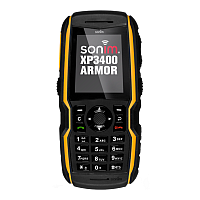 Sonim XP3400 Armor - description and parameters