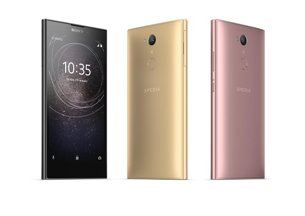 Sony Xperia L2 PM-1102-BV - description and parameters