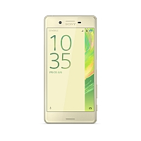 Sony Xperia X supports frequency bands GSM ,  HSPA ,  LTE. Official announcement date is  February 2016. The device is working on an Android OS, v6.0.1 (Marshmallow) with a Dual-core 1.8 GH