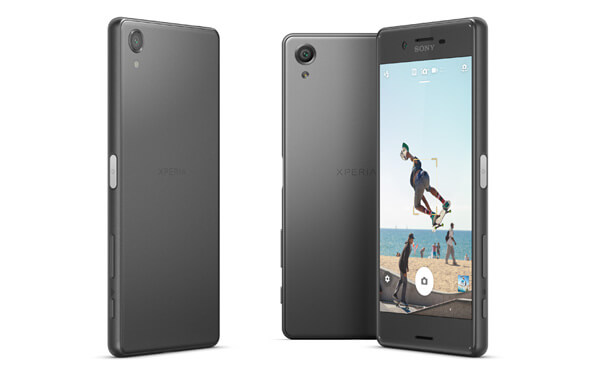 Sony Xperia X - description and parameters