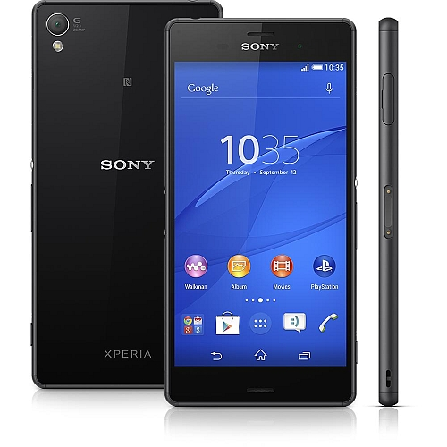 Sony xperia z3 description and parameters reheart
