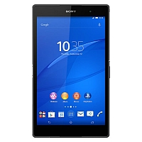 Sony Xperia Z3 Tablet Compact supports frequency bands GSM ,  HSPA ,  LTE. Official announcement date is  September 2014. The device is working on an Android OS, v4.4.2 (KitKat), v5.0.2 (Lo