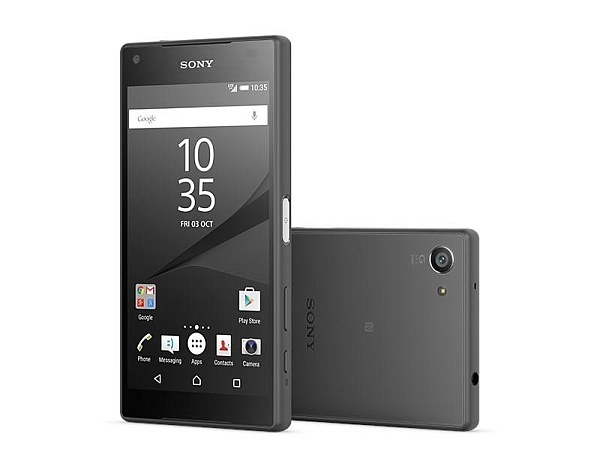 sony xperia z5 compact description and parameters