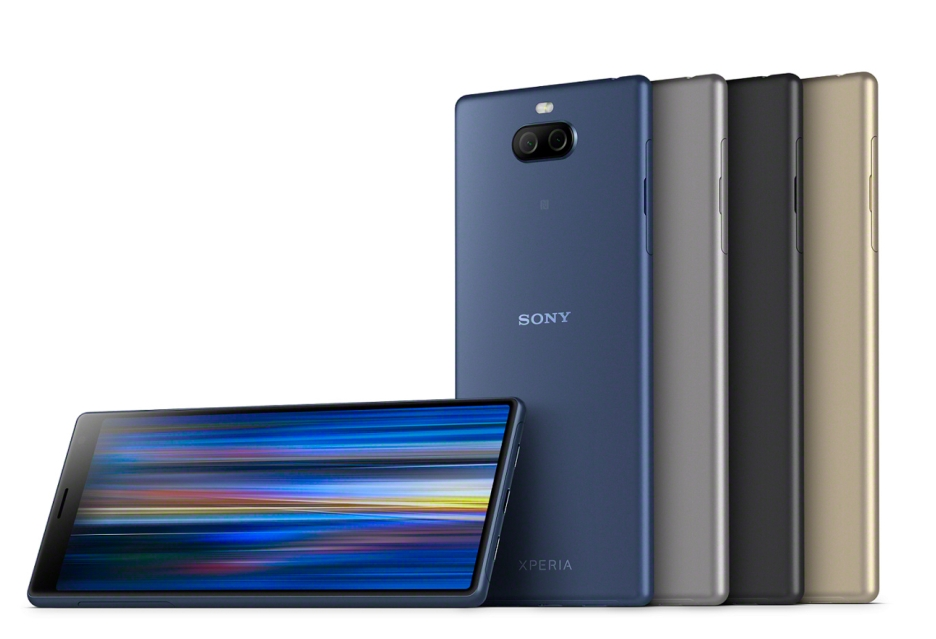 Sony Xperia 10 II - description and parameters