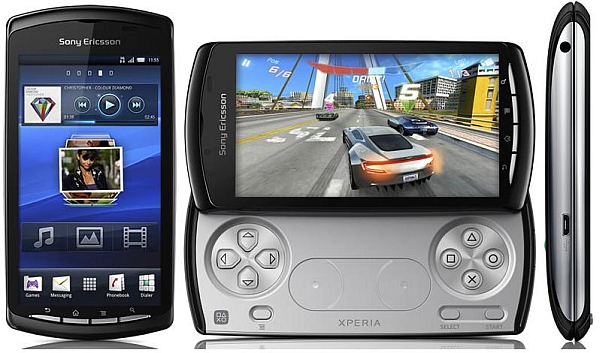 Sony Ericsson Xperia PLAY - description and parameters