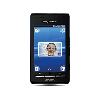sony ericsson xperia x8. sony ericsson xperia x8 - description and parameters